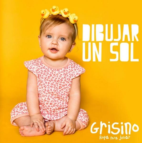 conjunto bebe  Grisino primavera verano 2015