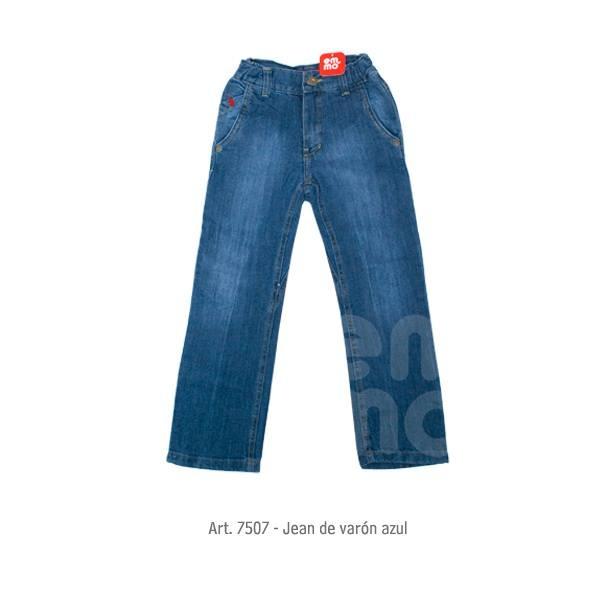 jeans infantil Emmo primavera verano 2015