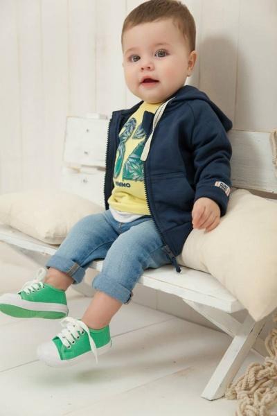 jeans y camperita minimimo primavera verano 2015 bebes - mimo co