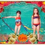 mallas niñas Zuppa chicos Coleccion primavera verano 2015