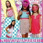 moda para niñas Motivos Para Quererte verano 2015