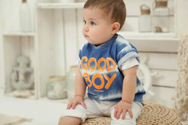 remera batik minimimo primavera verano 2015 bebes - mimo co