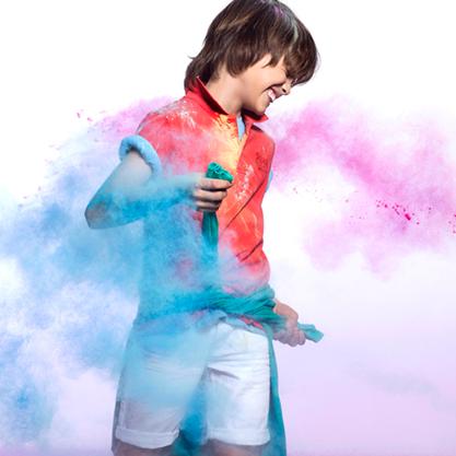 remera y bemuda para niños Cheeky primavera verano 2015