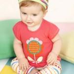 remera y calza para bebes Baby way verano 2015
