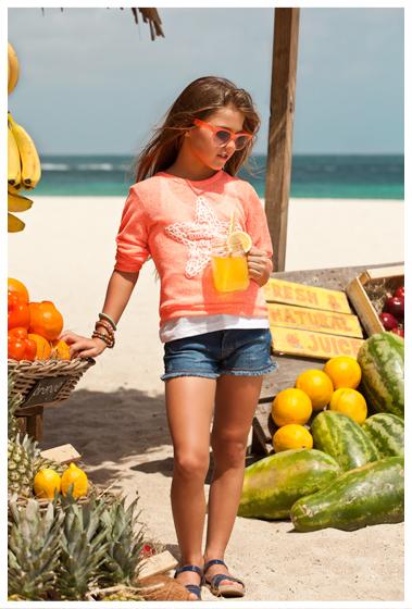 short y remeras Mimo co primavera verano 2015