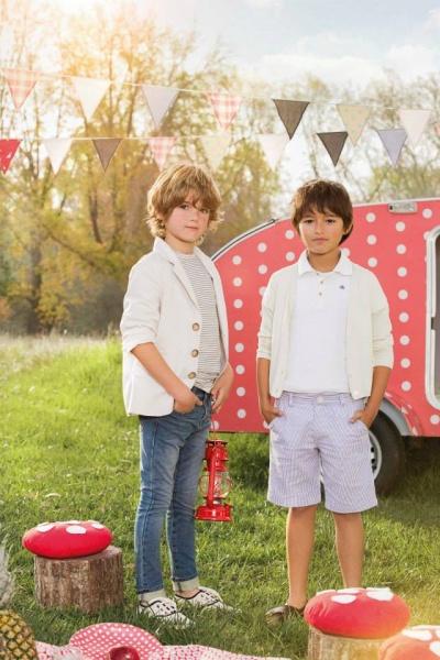 varones Paula Cahen D Anvers Niños primavera verano 2015