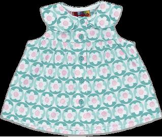vestido bebe OWOKO primavera verano 2015