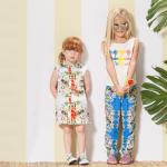 vestido estampa floral Nucleo Nenas primavera verano 2015