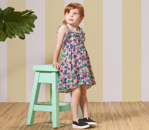 d5d61a2b2 vestido estampa tropical Nucleo Nenas primavera verano 2015 – Minilook