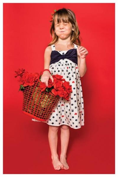 vestido nena Grisino primavera verano 2015