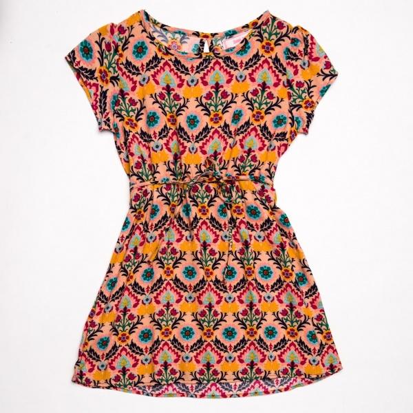 vestido nena figurasQueen Juana primavera verano 2015
