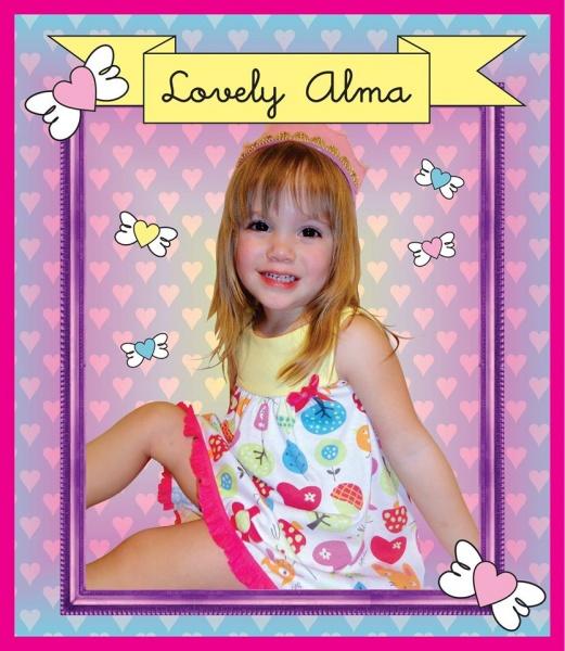 vestido para nenas Motivos Para Quererte verano 2015