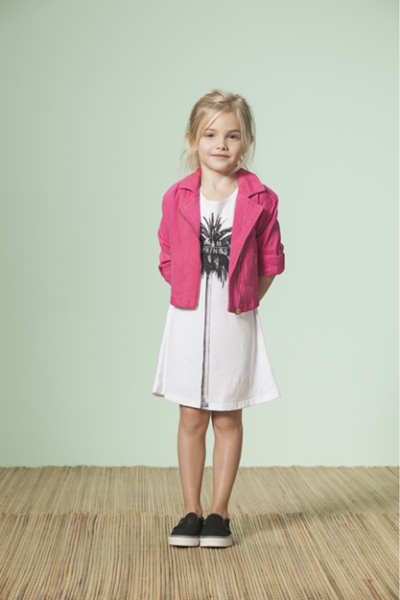 vestido playa Nucleo Nenas primavera verano 2015