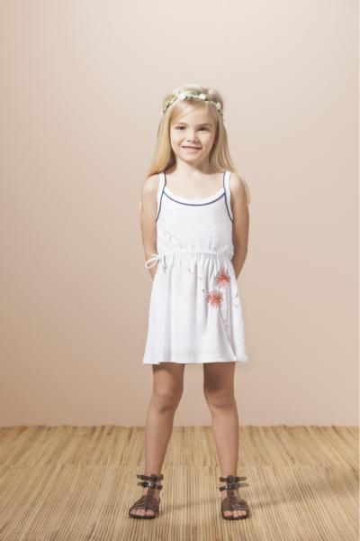 17d9ad57f vestido playa para niñas Nucleo Nenas primavera verano 2015 – Minilook