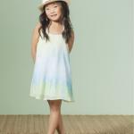 vestido tonos pasteles Nucleo Nenas primavera verano 2015