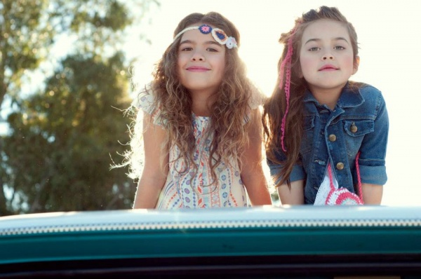 Advanced moda infantil niñas verano 2015