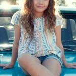 blusa nena Advanced moda infantil verano 2015