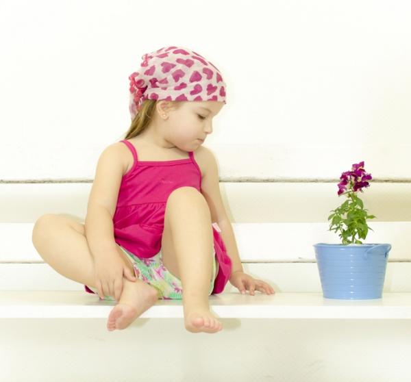musculosa niña Payasin verano 2015
