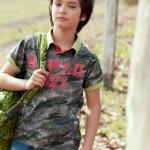 remera y bermuda Advanced moda infantil verano 2015