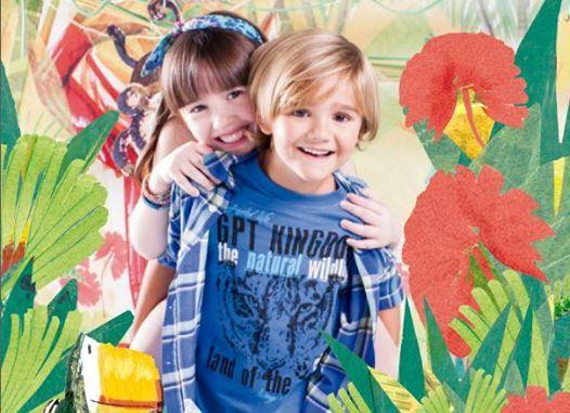 remera y camisa nene Gepetto primavera verano 2015