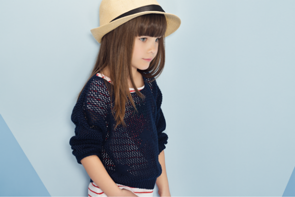 sweater nena Pioppa primavera verano 2015