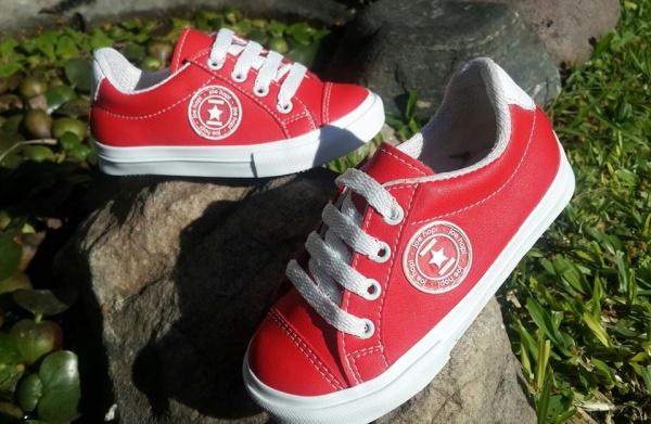zapatillas rojas para chicos Joe Hopi verano 2015