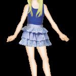 Tipoteo – Moda para nenas verano 2015