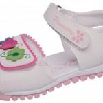 sandalia para bebe nena Plumitas verano 2015