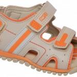 sandalia para chicos Plumitas verano 2015