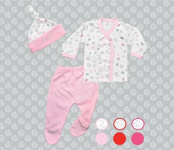 bbdda2776 Batita ranita para bebe rosa Gamise otoño invierno 2015 – Minilook