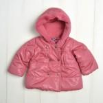 campera rosada bebe minimimo invierno 2015