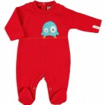 enterito bebe rojo Baby Cheito otoño invierno 2015