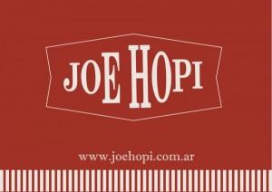 logo Joe Hopi