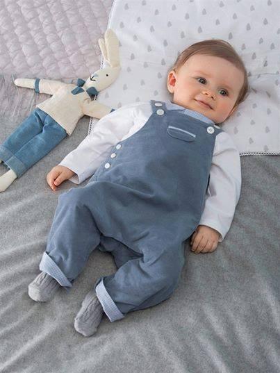ropa para bebes Infinita Ternura invierno 2015