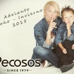 Pecosos – campaña moda infantil otoño invierno 2015
