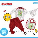OWOKO otoño invierno 2015 – recien nacidos
