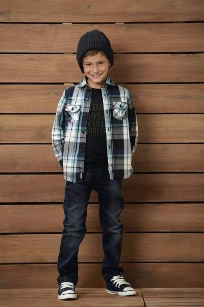 Coleccion kevingston ni os invierno 2015 moda infantil - Moda nino 2015 ...