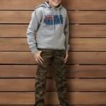 pantalon camuflado nenes Kevingston niños invierno 2015