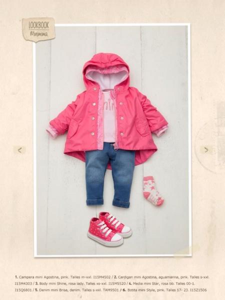piloto y jeans bebe invierno 2015 - minimimo