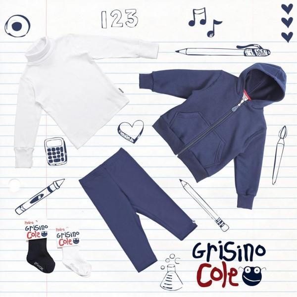 ropa y calzado para el colegio Grisino 2015