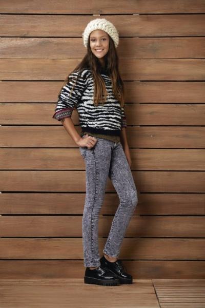 sweater nenas Kevingston niños invierno 2015