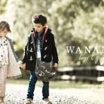 tapados infantiles Wanama Boys Girls otoño invierno 2015
