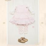vestido bebe bebe invierno 2015 minimimo