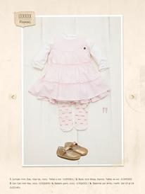 vestido bebe bebe invierno 2015 - minimimo