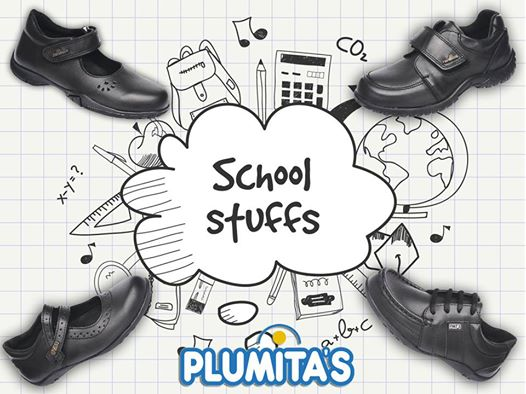 zapatos y guillerminas para la escuela Plumitas 2015