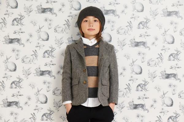 Balzer y sweater para niños - Little Akiabara invierno 2015