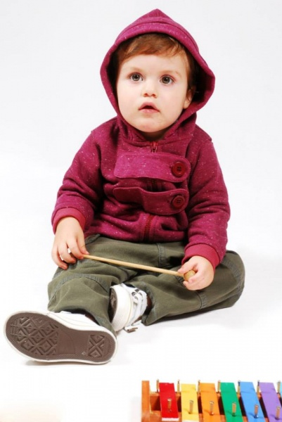 Buzo y pantalon para bebes invierno 2015 TIPOTEO