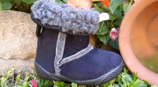 Joe Hopi - botitas para nenas invierno 2015 - abrigadas