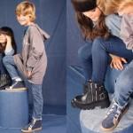 botas negras para nenas Ferli calzados invierno 2015