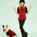 calza y remera mangas largas nenas Cheeky invierno 2015